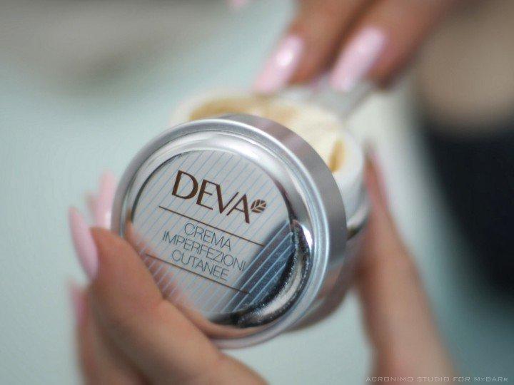 Crema imperfezioni cutanee Deva - mybarr