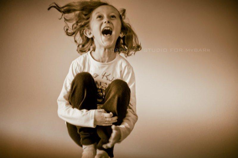Il pensiero positivo è utile a tutti, adulti e bambini - mybarr