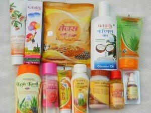 prodotti Patanjali