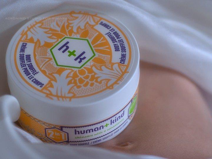 crema corpo body sufflé crème soufflée pour le corps - human kind