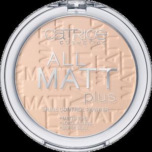All Matt Plus Cipria Viso Effetto Opacizzante 010 Transparent