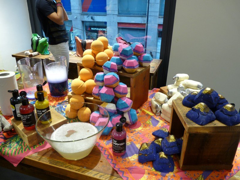 #Lush London Calling evento Milano 17-09-15 mybarr 03