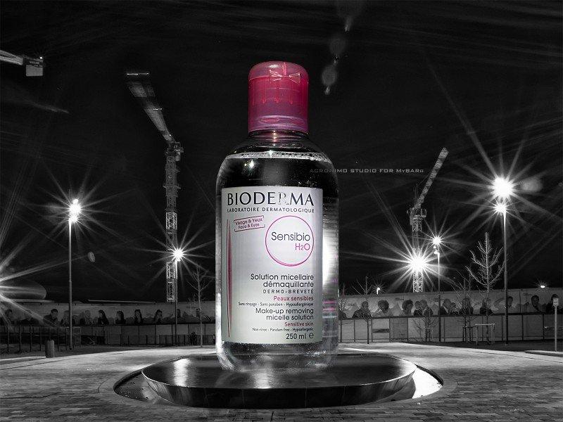 acqua micellare nickel tested Sensibio H2O Bioderma opinioni mybarr