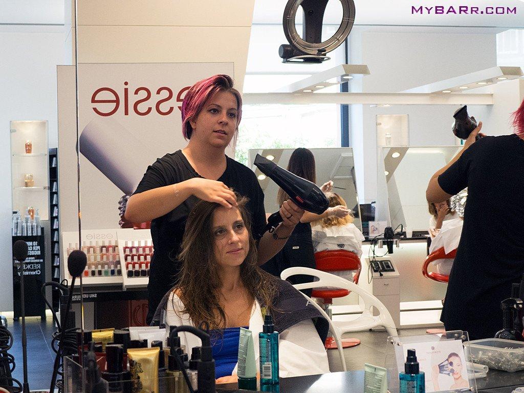 Salone-Franco-Curletto-Milano-asciugatura-dopo-trattamento-fusio-dose-kerastase-mybarr #myhairtransformation