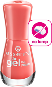 Essence The gel nail polish 12 Mandarine bay