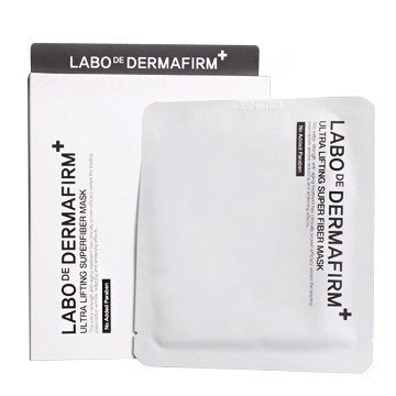 Labo De Dermafirm ultra lifting super fiber mask