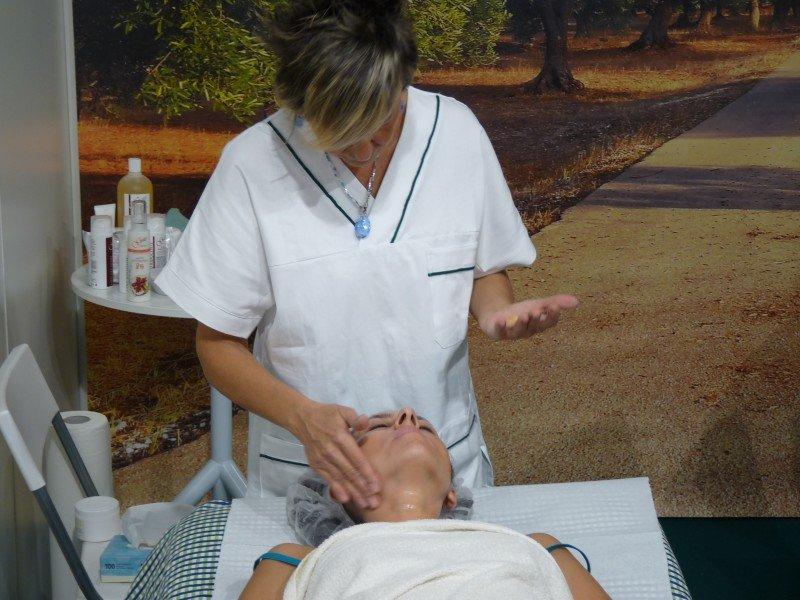Trattamento lifting Gae Cosmetica esthetiworld 2015 - mybarr