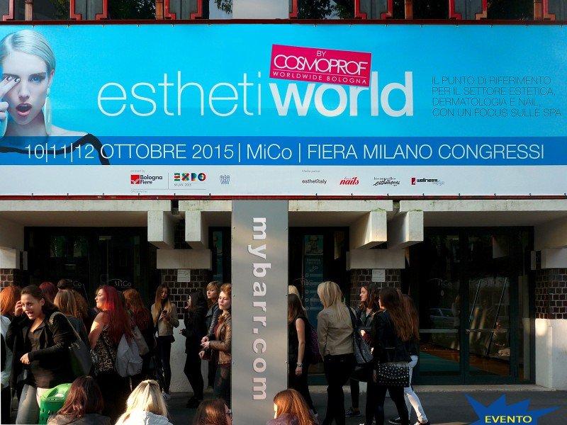 esthetiworld 2015 - mybarr