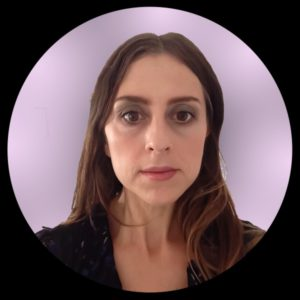 Chiara dopo il makeup ZAO esthetiworld 2015 - mybarr