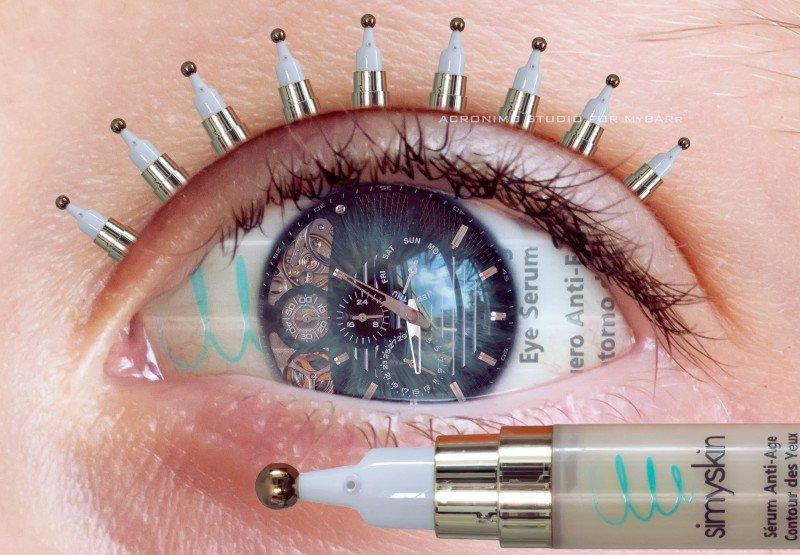 siero occhi SimySkin Anti-Aging Eye Serum mybarr