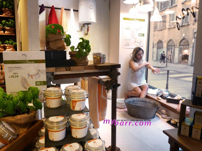 MyFragrances Milano Corso Garibaldi profumi casa cosmesi naturale mybarr