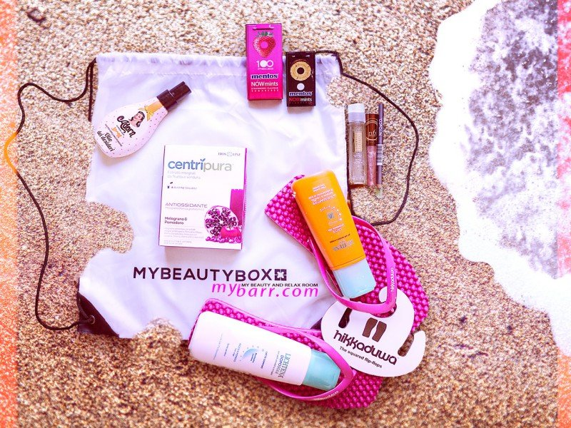my beauty box giugno 2016 opinioni mybarr