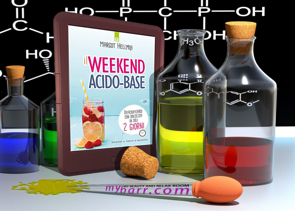 weekend detox libro Il weekend acido-base di Margot Ellmiss mybarr