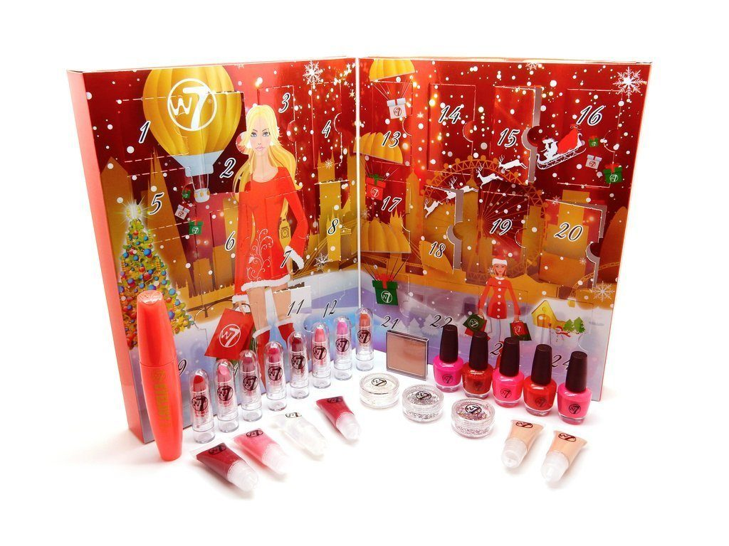 Calendario Avvento Makeup.Calendario Avvento Beauty 5 Proposte Low Cost Mybarr