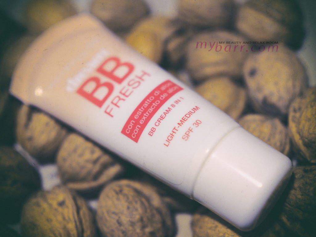 bb cream Maybelline Dream Fresh 8 in 1 mybarr