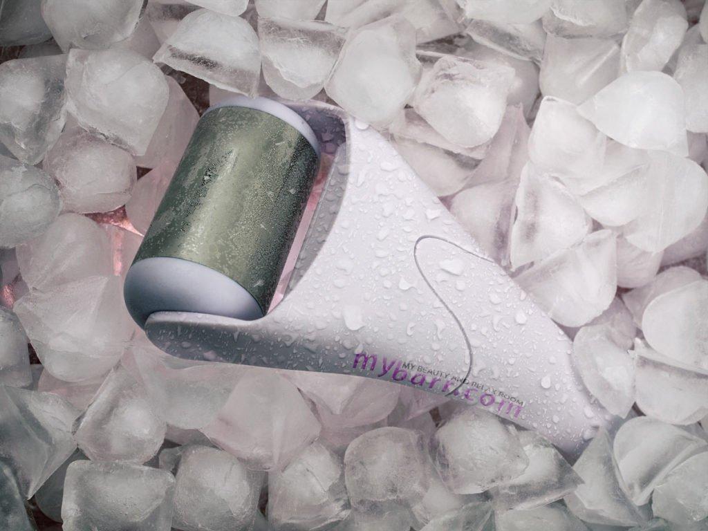 ice roller rossore dopo dermaroller mybarr