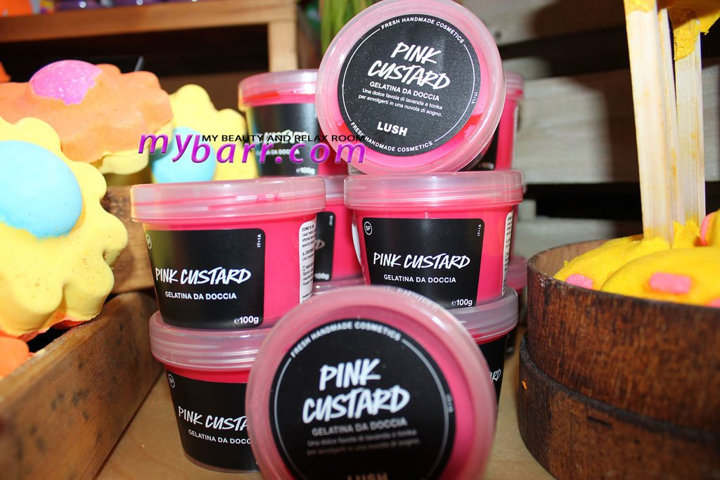 festa della mamma lush 2017 pink custard mybarr