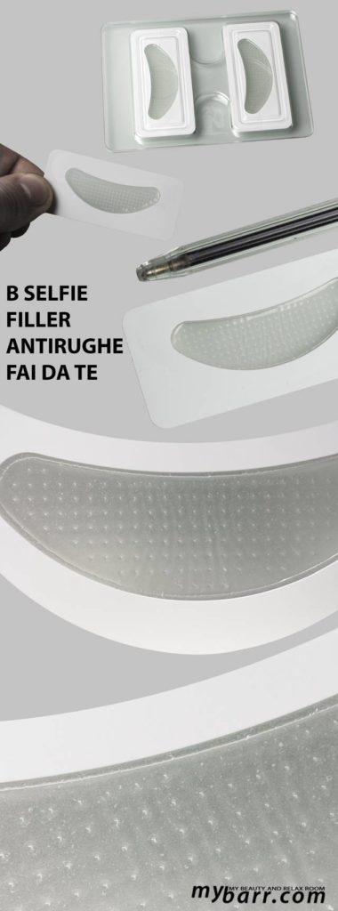 b selfie filler antirughe contorno occhi fai da te mybarr opinioni