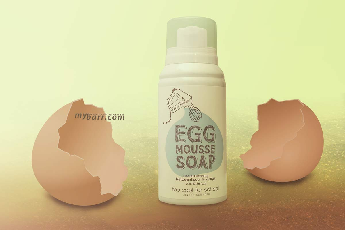 egg mousse soap too cool for school sephora recensioni mybarr