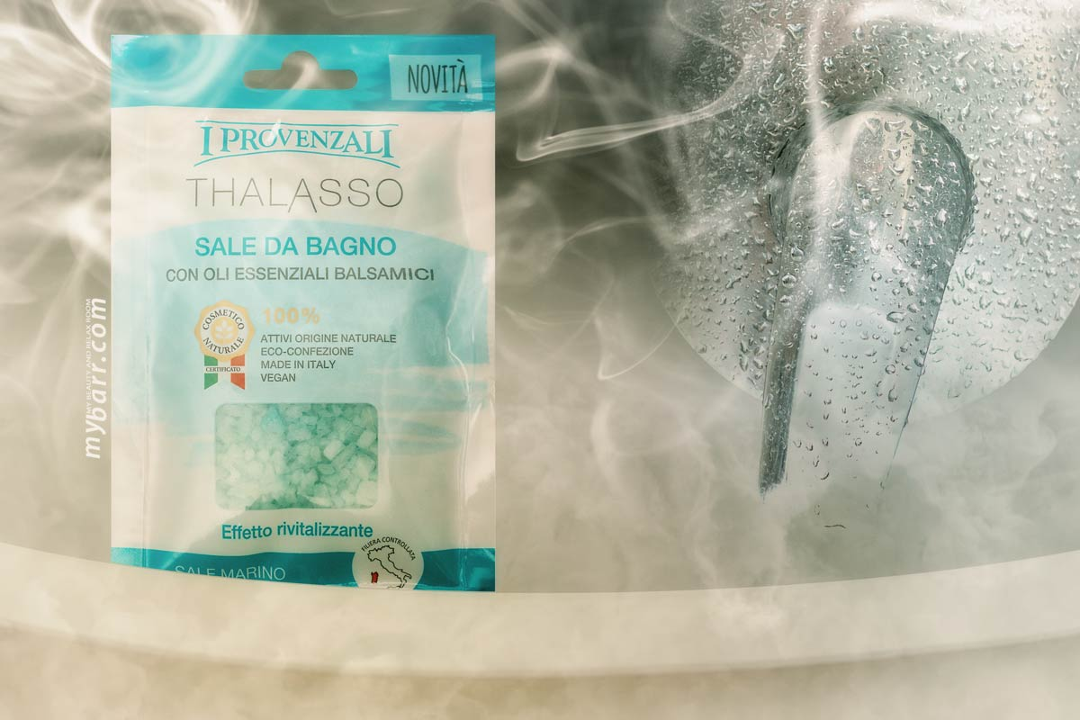 Sali Da Bagno Sephora : Nella vasca a tutto relax con i sali da bagno i provenzali mybarr