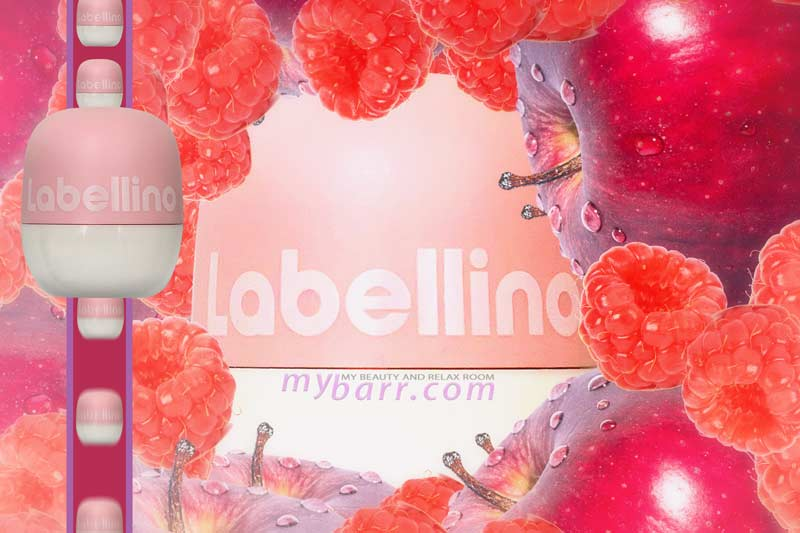 labellino raspberry & red apple balsamo labbra labello opinioni mybarr