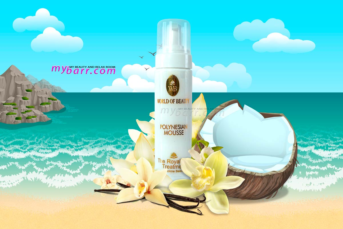 polynesian mousse world of beauty opinioni