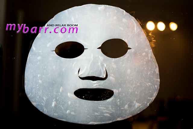 maschera - when mask la maschera antietà in bio-cellulosa per la skincare coreana mybarr