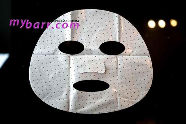 protezione - when mask la maschera antietà in bio-cellulosa per la skincare coreana mybarr