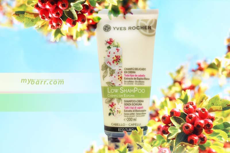 low shampoo yves rocher shampoo crema senza schiuma mybarr