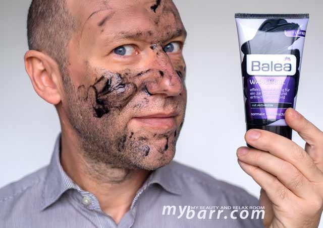 Balea detergente viso al carbone by DM prova prodotto mybarr