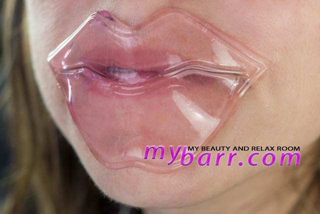 maschera labbra sally's box prova mybarr