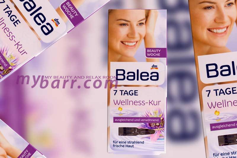 balea 7 tage trattamento benessere 7 giorni wellness kur mybarr
