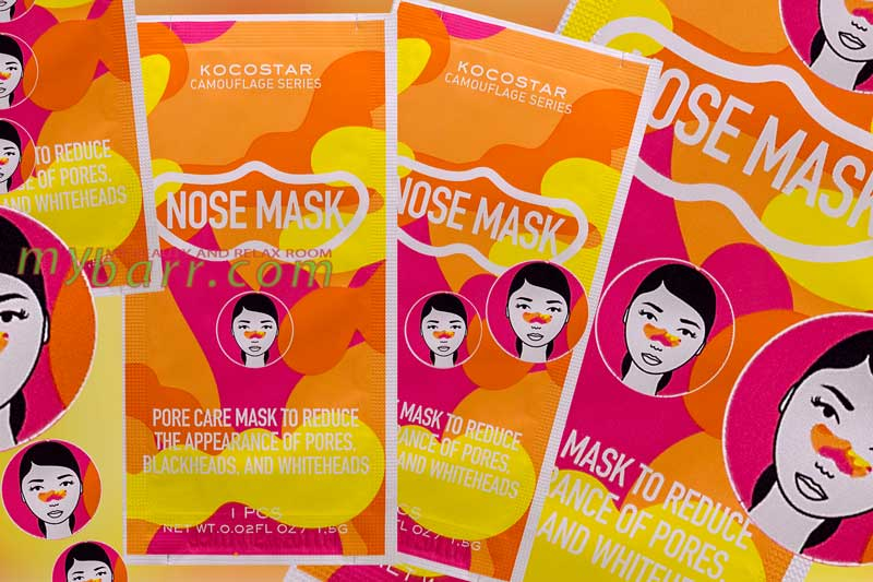 Kocostar nose mask la maschera per il naso da Sephora mybarr