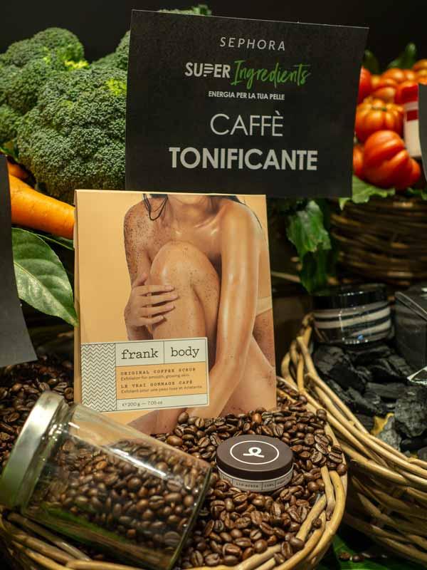 superfood skincare sephora prodotti caffè mybarr