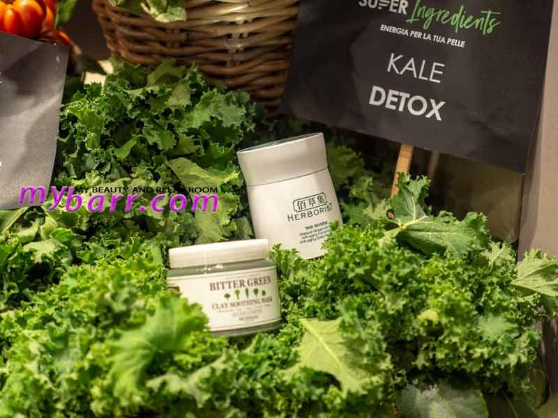 superfood skincare prodotti sephora kale cavolo riccio mybarr