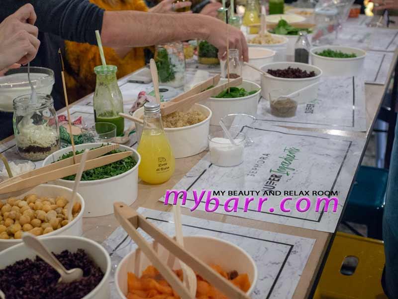 evento super ingredients sephora l'orto di brera mybarr