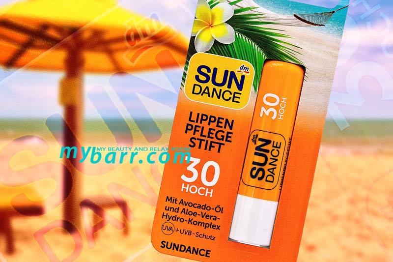 Sundance lip stick protezione solare labbra spf 30 con avocado e alore vera economico ed in vendita da DM mybarr