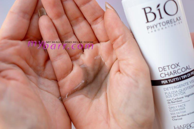 detergente viso detox carbone bio phytorelax mybarr