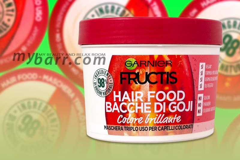 garnier fructis hair food bacche di goji capelli colorati mybarr