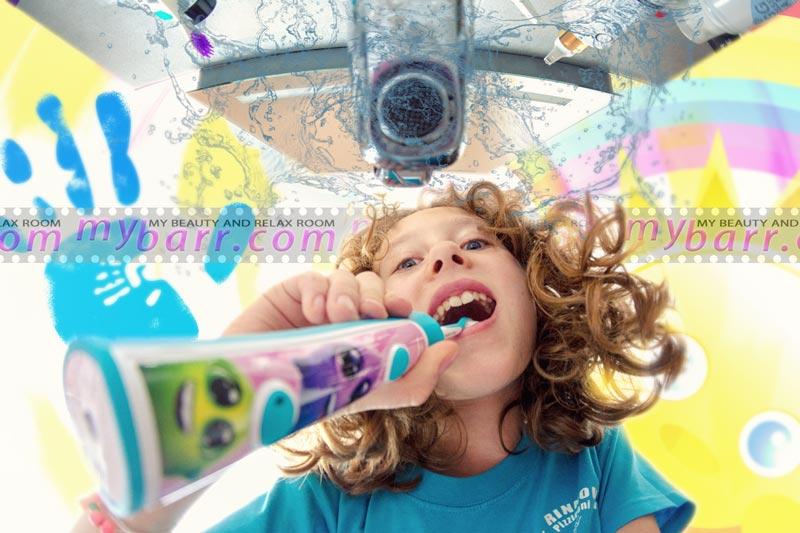 spazzolino elettrico bambini philips sonicare kids mybarr