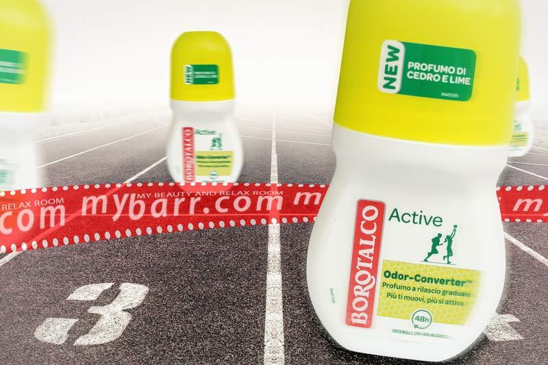 deodorante borotalco active cedro e lime roll on sport opinioni mybarr