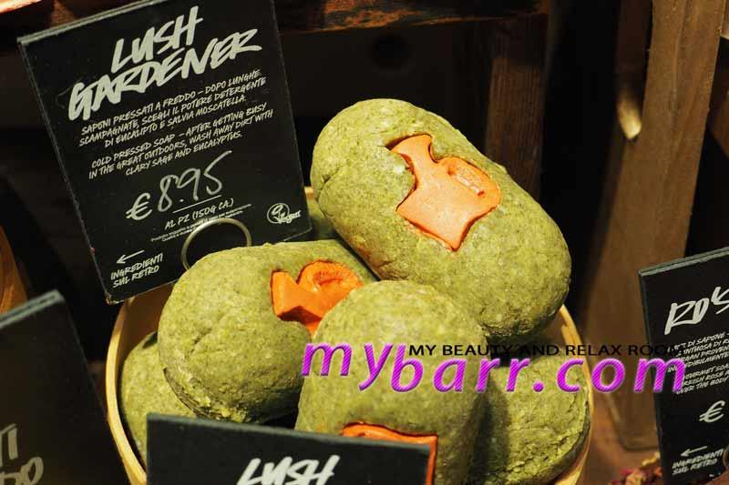 lush naked shop milano via torino lush gardener sapone mybarr