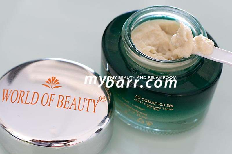 World of Beauty pureté acid crema viso opacizzante e seboregolatrice mybarr