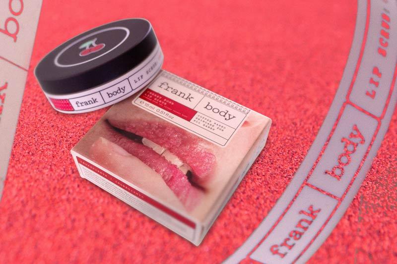 frank body scrub labbra ciliegia cherry bomb lip scrub sephora mybarr
