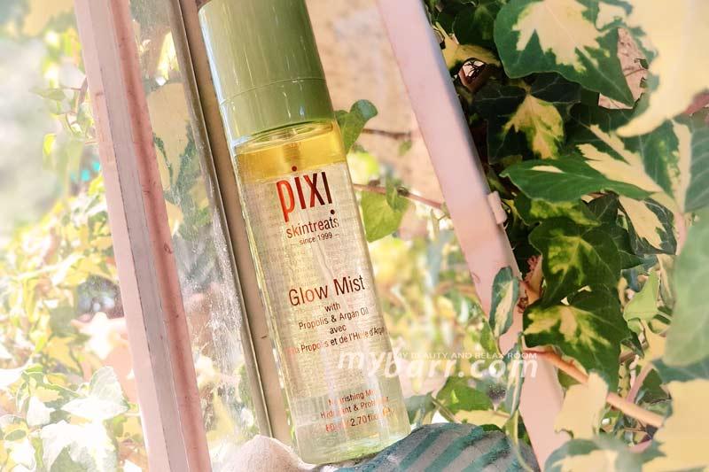 Pixi glow mist spray viso per un makeup scintillante sephora mybarr