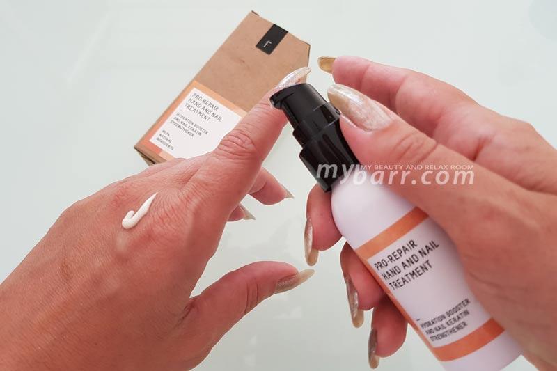 trattamento mani e unghie Pro Repair di Freshly Cosmetics mybarr