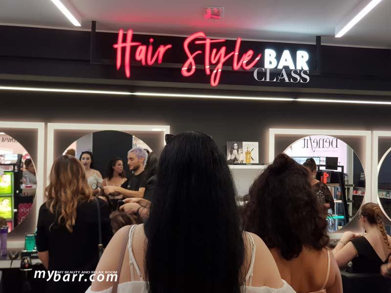 sephora milano duomo hair style bar capelli mybarr