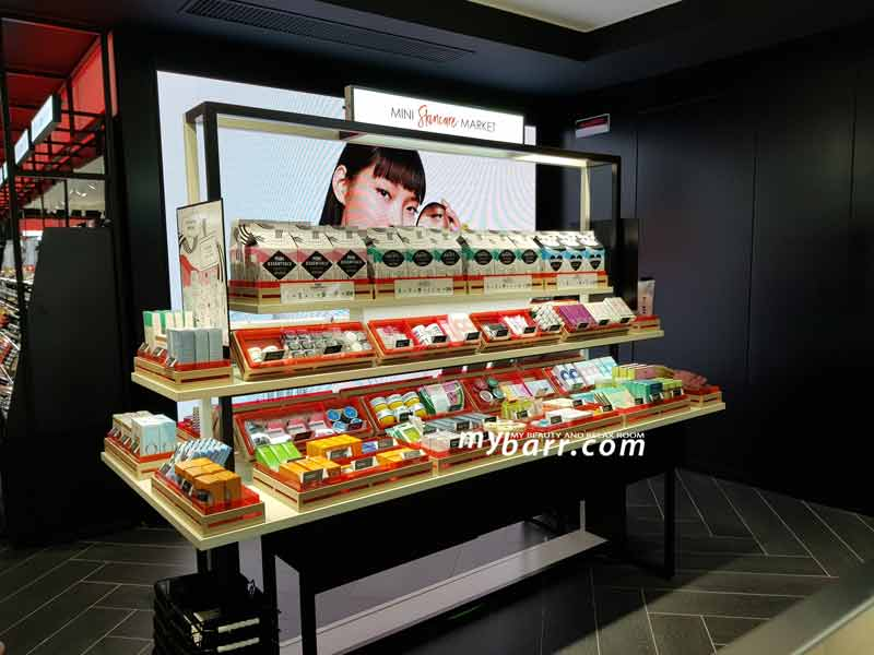 sephora milano duomo mini skincare market mybarr