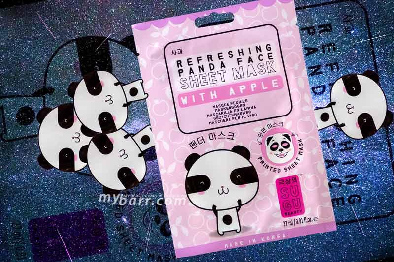 sugu maschera panda