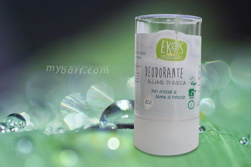 deodorante allume di rocca Ekos mybarr
